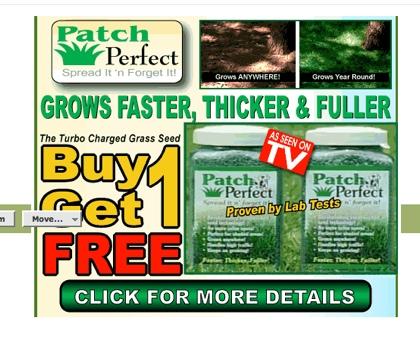 Grass spam.
