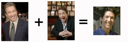 Tim Allen + Martin Short = Joel Osteen, only smaller