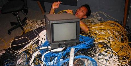 Egads! Cables!