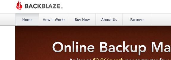 Easiest Online Backup Service - Backblaze